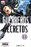 Guerreros secretos (2009-2012) (Grapa) #9