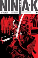 Ninja-K (Comic Book) #6