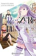 Re:ZeRo - Empezar de cero en un mundo diferente (Rústica) #1