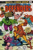 The Defenders vol.1 (1972-1986) (Grapa, 32 págs.) #9