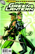 Green Lantern Vol. 4 (2005-2011) (Comic book) #7