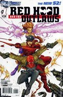 Red Hood and the Outlaws (2011-) New 52 (Comic-Book) #1