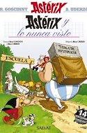 Astérix (2016) (Cartoné, lomo con mancha de Asterix) #32