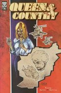 Queen & Country (Comic Book) #6