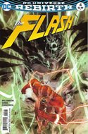 The Flash Vol. 5 (2016-2020) (Comic Book) #4