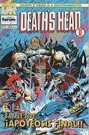 Death's Head II / Motormouth (1993-1994) (Grapa. 17x26. 48 páginas. Color.) #8