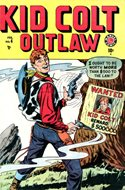 Kid Colt Outlaw Vol 1 (Comic-book.) #4