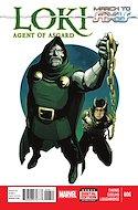 Loki: Agent of Asgard (Comic Book) #6