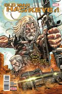 Old Man Hawkeye (Comic book) #1