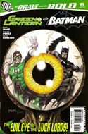The Brave and the Bold (2007-2010) (Comic Book) #6