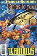 Fantastic Four Vol. 3 (1998-2012) (Comic Book) #4