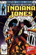 The Further Adventures of Indiana Jones (Comic-book) #8