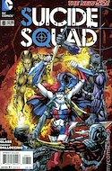 Suicide Squad Vol. 4. New 52 (2011-2014) Comic-Book #8