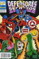 Defensores Secretos (1994-1995) (Grapa. 17x26. 24 páginas. Color.) #6