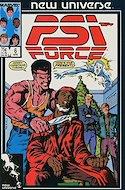 Psi-Force Vol 1 (Comic-book.) #6