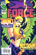 X-Force Vol. 2 (1996-2000) (Grapa 24 pp) #8