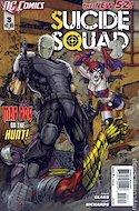 Suicide Squad Vol. 4. New 52 (2011-2014) Comic-Book #3