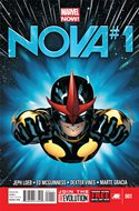 Nova Vol. 5 (Comic-Book) #1