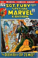 Special Marvel Edition (Comic Book. 1971 - 1974. Renamed and continued as Master of Kung Fu with issue 17) #6