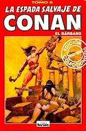 La Espada Salvaje de Conan el Bárbaro. Edición coleccionistas (Rojo) (Cartoné. 192 páginas. B/N. (1997).) #6