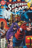 Superboy and The Ravers (Saddle-Stitched) #1