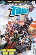 Titans Vol. 3 (2016- 2019) (Comic-book) #8