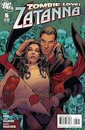 Zatanna (Vol. 3) (Grapa) #5