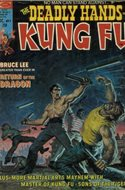 Deadly Hands of Kung Fu Vol 1 (Comic-Book b/w) #7