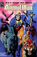Animal Man (1988-1995) (Comic Book) #1