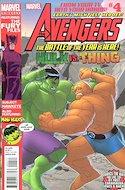 Marvel Universe: Avengers Earth's Mightiest Heroes (Comic Book) #4