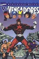 Biblioteca Marvel: Los Vengadores (1999-2001) (Rústica 160 pp) #7