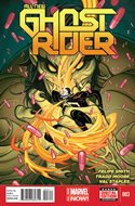 All New Ghost Rider (2014-) (Comic book) #3