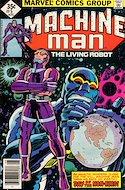 Machine Man Vol. 1 (Comic Book) #5