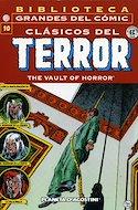 Clásicos del Terror. Biblioteca Grandes del Cómic (Rústica 160-176 páginas) #10