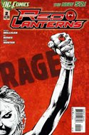 Red Lanterns (2011 - 2015) New 52 #2