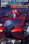 Transformers: Robots in Disguise (Cómic grapa) #1