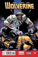 Wolverine (2014) (Comic Book) #7