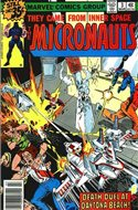 The Micronauts Vol.1 (1979-1984) (Comic Book 32 pp) #3