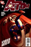 The All-New Atom (Comic Book) #5