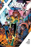 X-Men Blue (Comic Book) #1