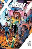 X-Men Blue (Comic-book) #1