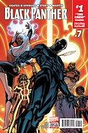 Black Panther Vol. 6 (2016-2018) (Comic Book) #7