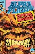 Alpha Flight Vol. 1 / Marvel Two-in-one: Alpha Flight & La Masa Vol.1 (1985-1992) (Grapa 32-64 pp) #9