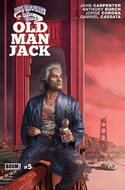 Big Trouble in Little China: Old Man Jack (Grapa) #5