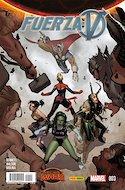 Fuerza-V (2015-2017) (Grapa) #3