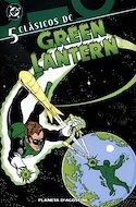 Green Lantern. Clásicos DC (Rústica 160-192 pp) #5