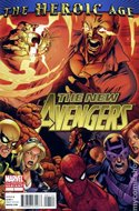 The New Avengers Vol. 2 (2011-2013 Variant Covers) (Comic Book) #1.3