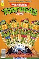Aventuras Tortugas Ninja (Grapa) #3