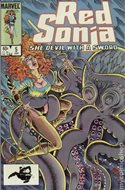 Red Sonja (1983-1986) (Grapa) #5