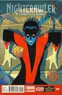 Nightcrawler Vol. 4 (Comic Book) #5